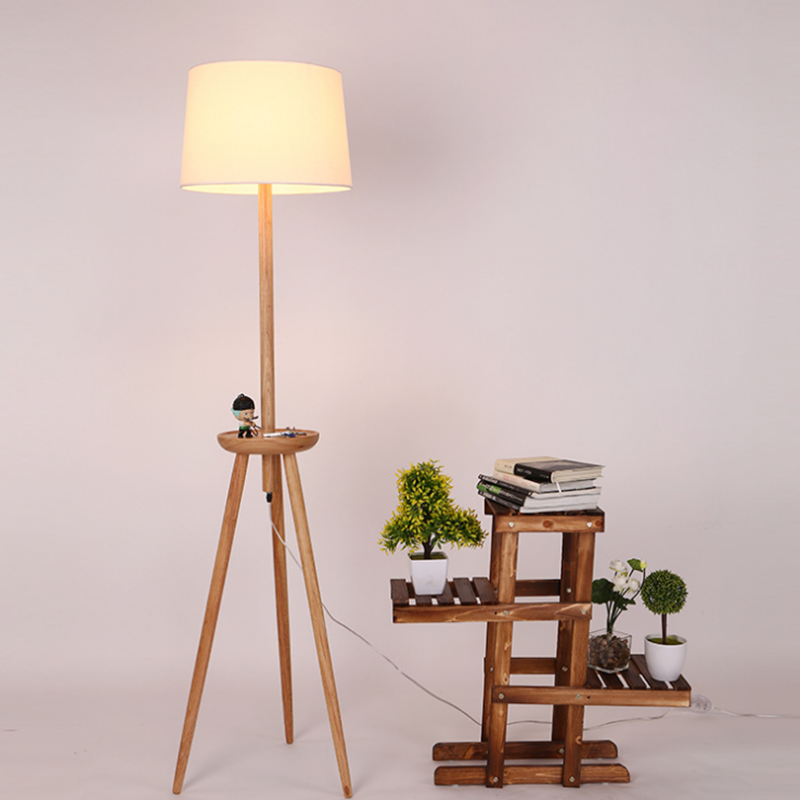 zhongshan factory OEM Wood Chandelier Lamp Table Lamp Floor Table Lamp
